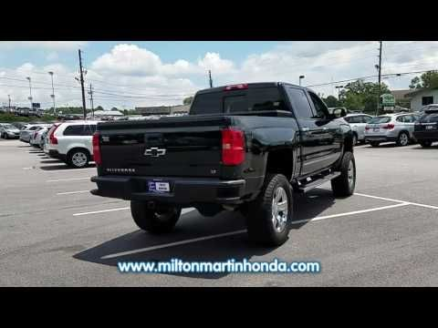 25 best ideas about chevrolet silverado 1500 on pinterest for Milton martin honda used cars