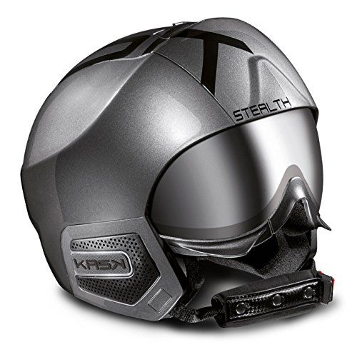 Kask Stealth Shine Ski Helmet  Anthracite 60 *** Find out more about the great product at the image link. This is an Amazon Affiliate links.