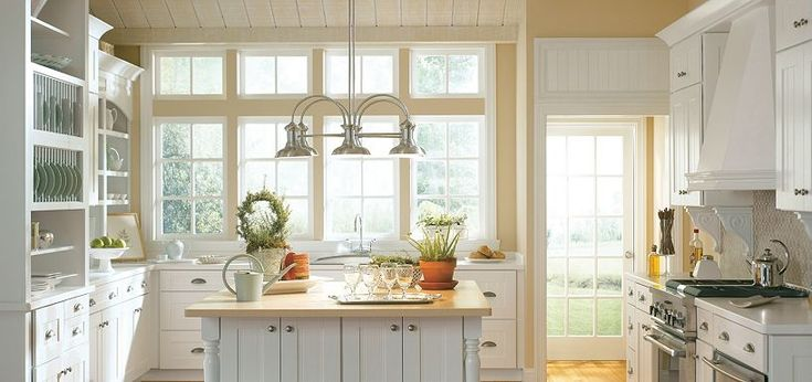 English thomasville cabinets and cottages on pinterest - English cottage kitchen designs ...