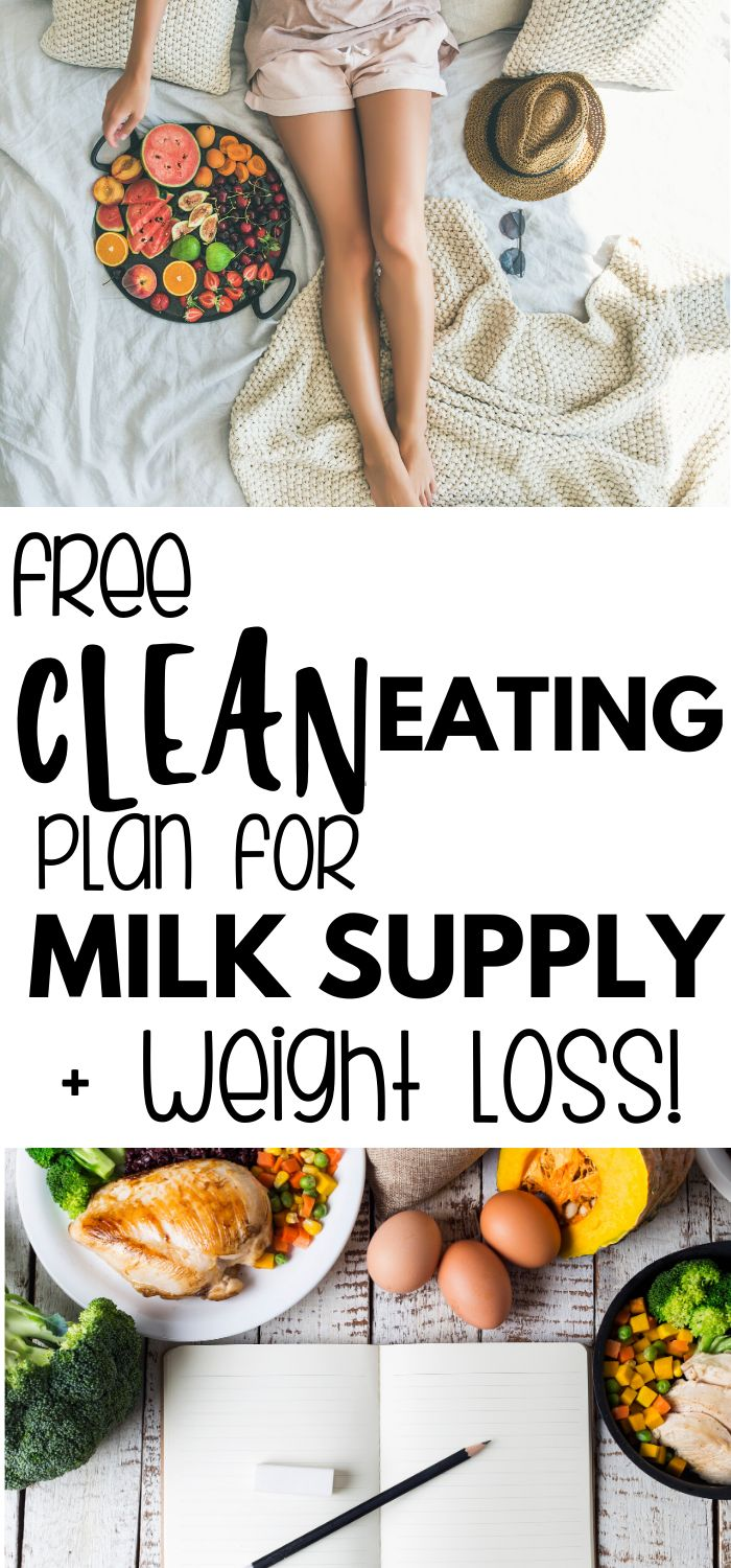 Free Clear Consuming Problem For Milk Provide + Weight Loss