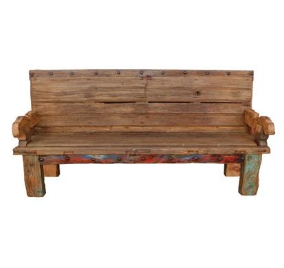 Old Door Bench  sc 1 st  Pinterest & 50 best Old door benches images on Pinterest   Woodworking Home ...
