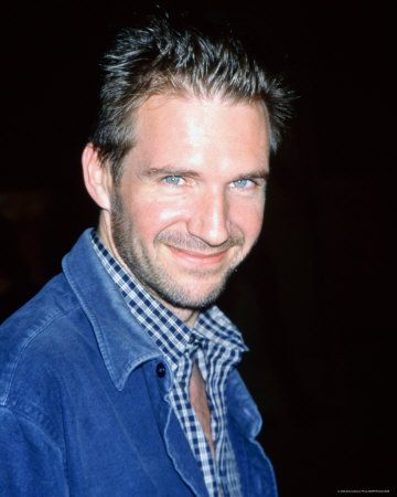 """""""What moves me in art is how we question who we are as people."""" Ralph Fiennes"""