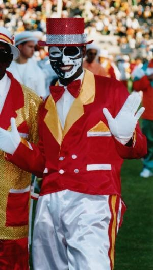 Kaapse Klopse (or simply Klopse) is a minstrel festival that takes place annually on 2 January, in Cape Town