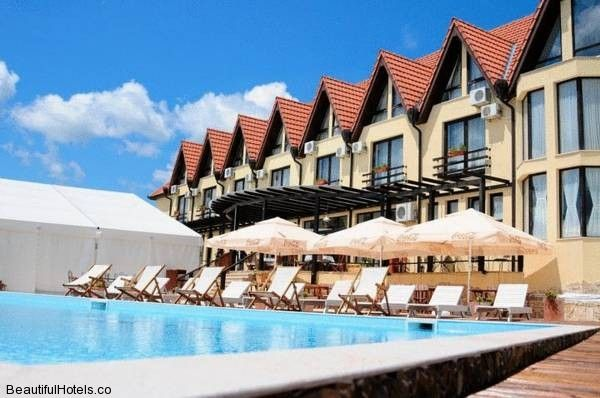 Archia Mansion Boutique Hotel (Deva, Hunedoara, Romania) http://beautifulhotels.co