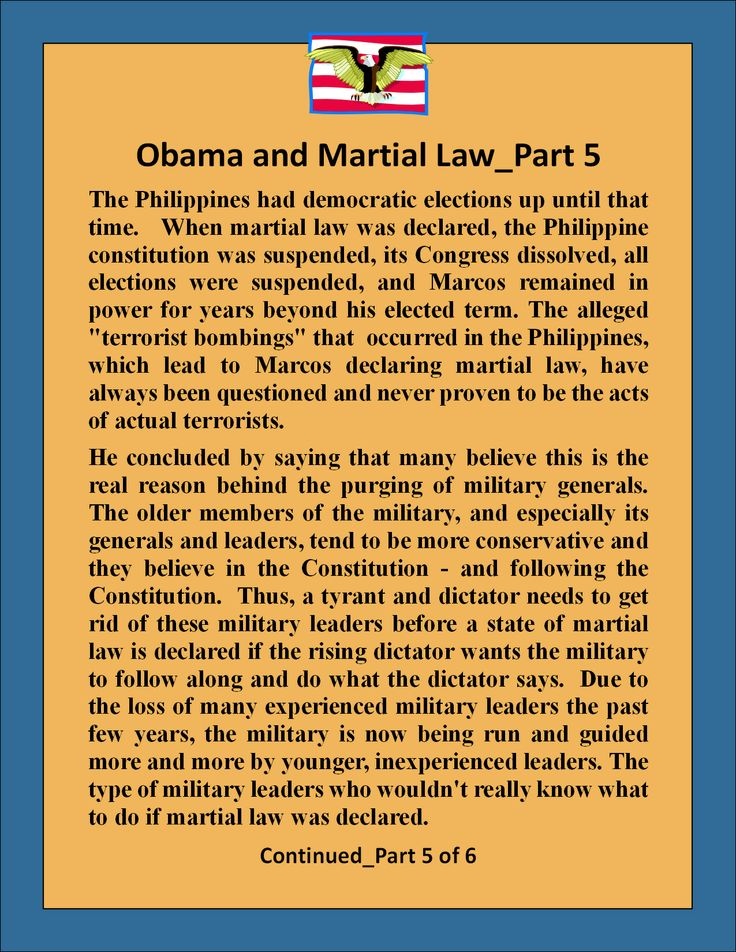 Obama's Plan for Martial Law_5 of 6  2-2-14