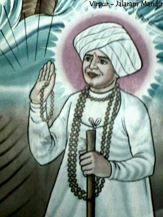Jalaram saint from saurashtra..Gujrat..india.