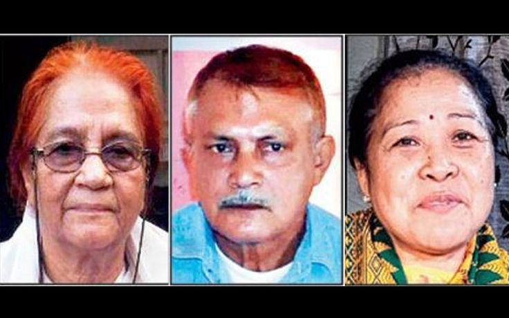 Three Writers from Assam Win the Prestigious Sahitya Akademi Award 2016