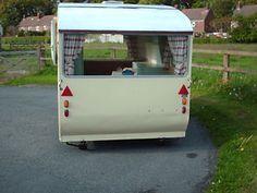 vintage bailey caravan restoration uk - Google Search