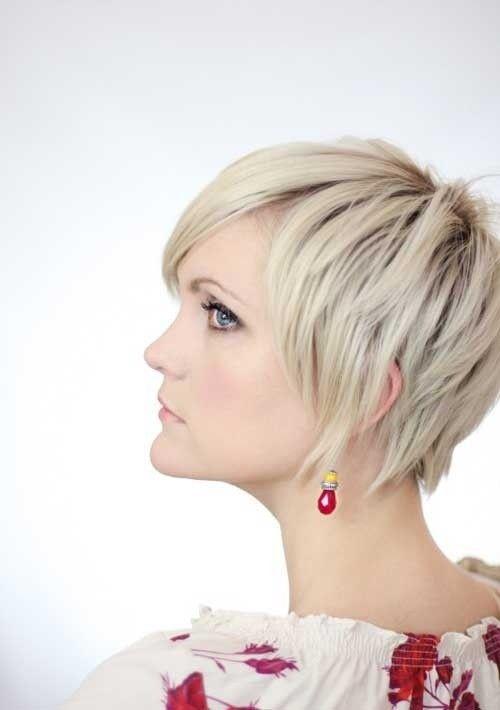 Short Cute Pixie Cut Hairstyles