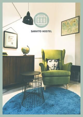 Sanvito Hostel Ragusa  Welcome to Sanvito Hostel. A brand new hostel, located in an historical building surrounded by the hills, in the heart of the amazing town of Ragusa. We are in a central area, five minutes walk from bars, cafes, restaurants and close to the main points of interests. Spend your stay strolling through the historic streets, exploring the countryside or lying on the sunny beach and then you can take a breath and enjoy the sunset while relaxing on our terraces.