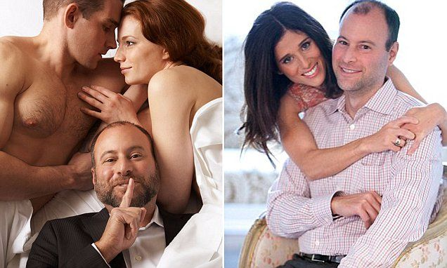 Ashley Madison CEO Noel Biderman steps down in wake of hacking | Daily Mail Online