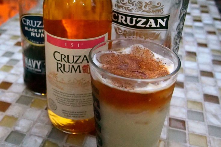 Friday Happy Hour: Jesse Card's VIP Cruzan Painkiller Recipe