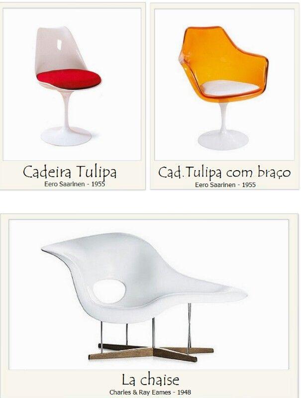 Populaire 15 best Cadeiras famosas images on Pinterest | Architecture  IC66