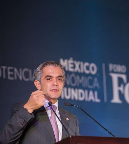 Ciudad de México se consolida como capital social: Mancera
