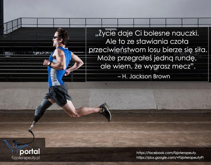 Życie i bolesne nauczki... http://fizjoterapeuty.pl/ #zdrowie #motywacja #fizjoterapia #rehabilitacja