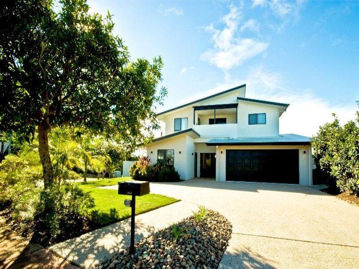 Alex double storey design built in Peregian Springs, Queensland | Tru-Built Builders Queensland