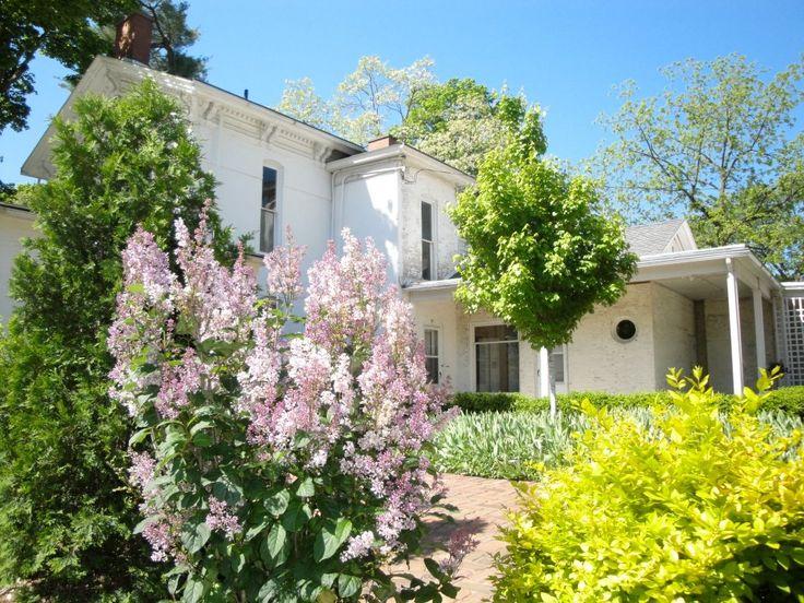The Havilah Beardsley House in Elkhart, IN.