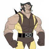 X-Men desenhados ao estilo Disney