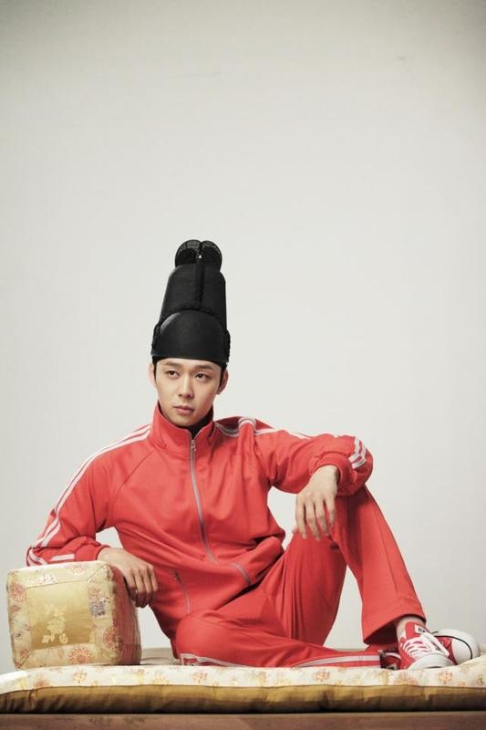 Yoochun for Rooftop Prince