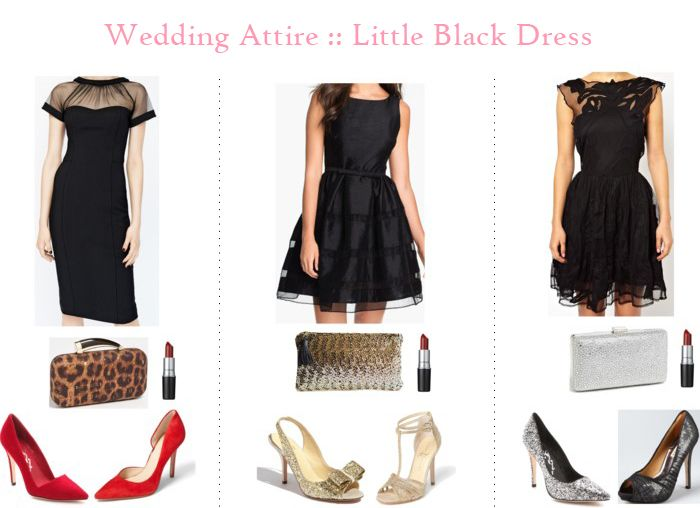 How To Wear A Wedding