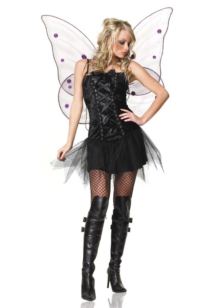 Dark Fairy Costume Birthday Party Ideas Pinterest