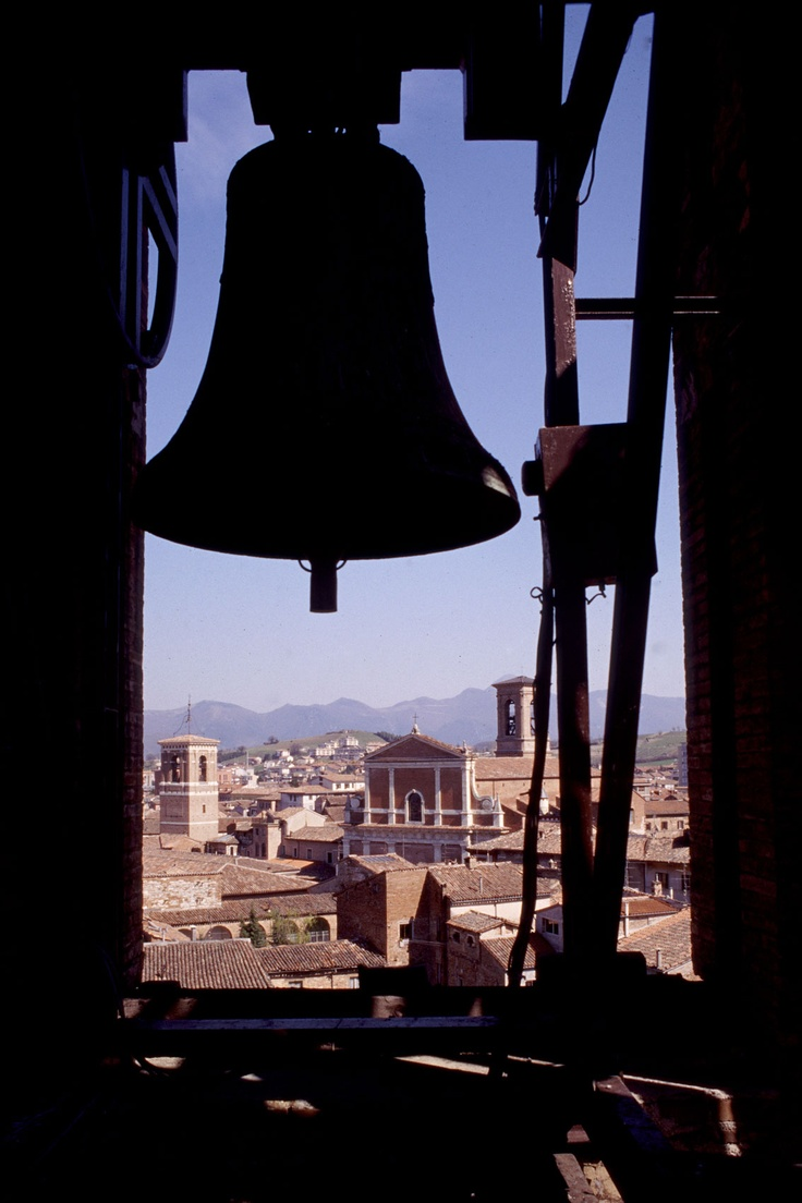 Bell tower - Fabriano - Marche - Italy  Photo by Stefano Ambrosini