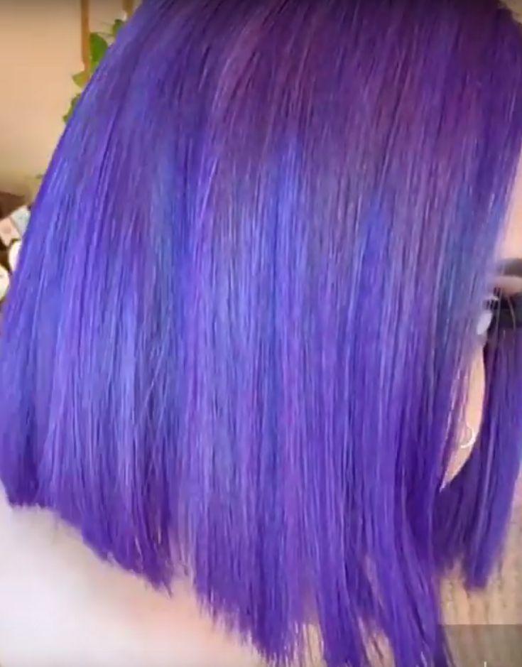 Is Purple Shampoo For Purple Hair Shampoo For Purple Hair Dyed Hair Purple Purple Hair