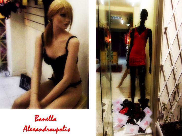love lace#Banella lingerie