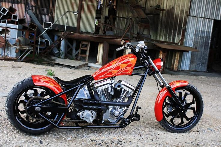 MAC Tools Doninator built by West Coast Choppers - WCC of U.S.A.