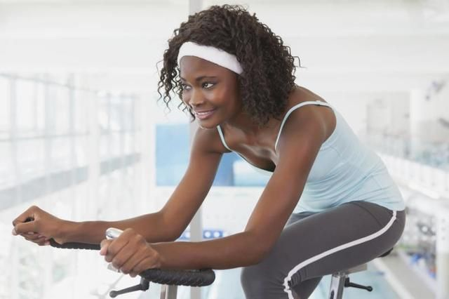 Does a Stationary Bicycle Target Your Glutes?