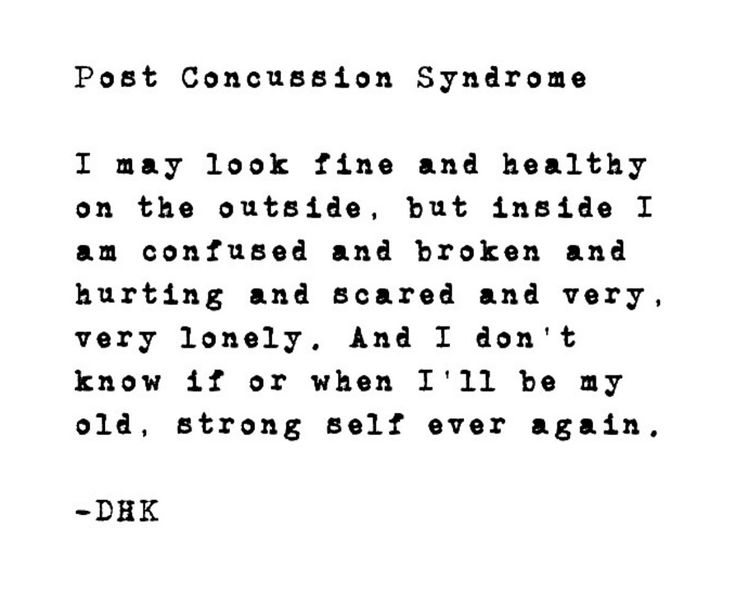 Concussion Quotes 20 Best Inspiration  Heal Your Concussion Images On Pinterest  My