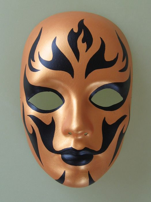 Porcelain Doll Mask Halloween