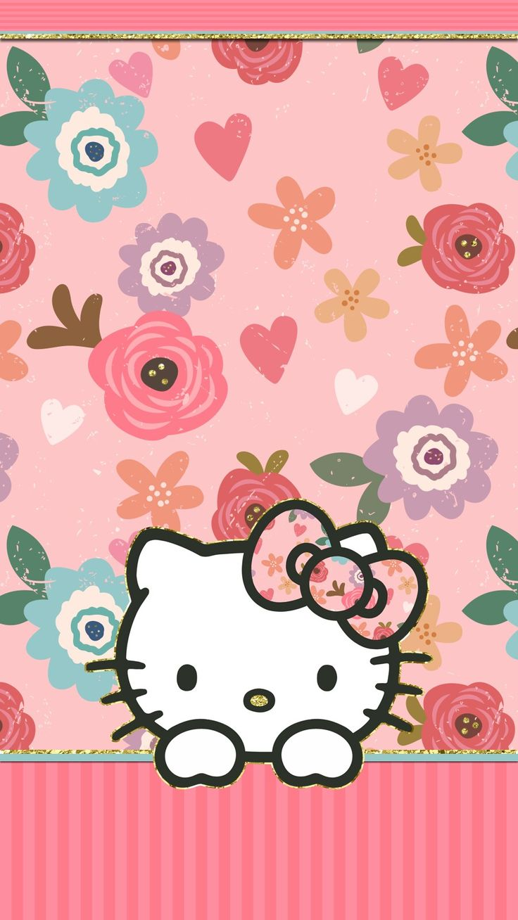 Hello Kitty Tarot Deck: 3461 Best Hello Kitty Wallpapers Images On Pinterest