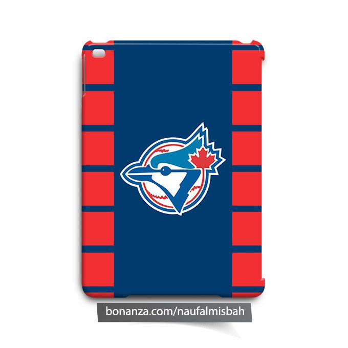Toronto Blue Jays iPad Air Mini 2 3 4 Case Cover - Cases, Covers & Skins