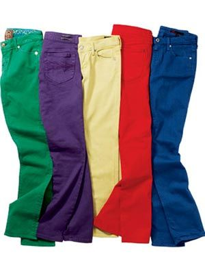 14 best images about Can You Wear Colored Jeans on Pinterest ...