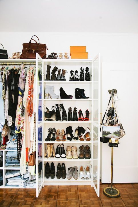 Blogger Aimee Song's lust-worthy shoe collection.