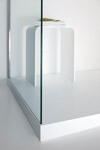 Shower stool UNICO by Rexa Design Studio Rexa Design