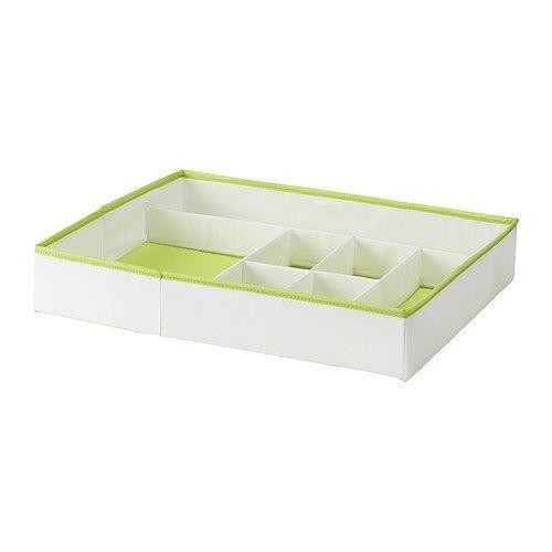 KUSINER Kasten mit Fächern IKEA