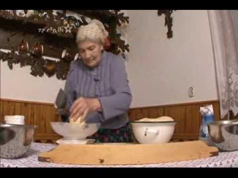 Valašské vdolky - recept naší babičky - YouTube