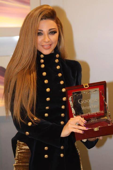 Myriam Fares.