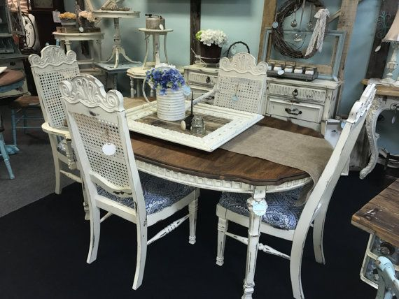 Shabby Chic Breakfast Table: 1000+ Ideas About Shabby Chic Dining On Pinterest