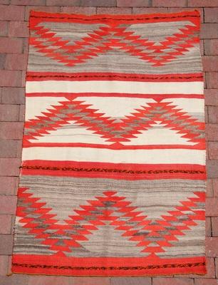 Blankets Navajo,  - Navajo Transitional Blanket