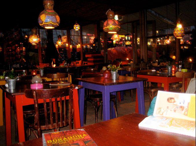 Bora Bora Restaurant Den Haag Picture form Flickr