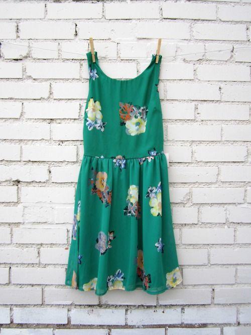 Green _ Flowers
