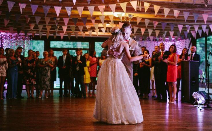 Czy chodzić na naukę tańca przed ślubem?