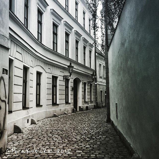 Prague streets #prague #praha #iprague #street #outdoor #cz #czech #czechia #czechrepublic #česko #české #českárepublika #czechdesign #czdsgn #DiscoverCZ #history #heritage #art #architecture #abandoned #world #2015