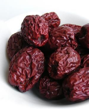 JUJUBE FRUIT: it has been used in traditional Chinese medicine for over 4000 years