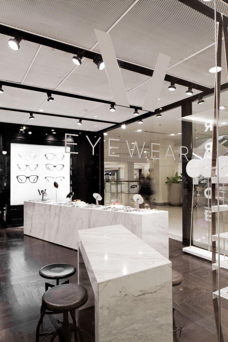 V eye wear by Whitespace Co., Ltd - Retailand Retail Design