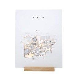 Roam by 42 Pressed Map print 40cm x 50cm Gifts for guys!  Start building your gift list https://www.weddingshop.com Weddings | wedding ideas | wedding gift | wedding gifts for bride and groom | wedding gift ideas | wedding gift for couple | wedding presents | unique wedding gifts | wedding present ideas | wedding presents for couples | wedding gift list | bride | groom | wedding planning | inspiration | gift idea | gifts for men | gifts for guys | men gifts | guy gifts | groom gifts