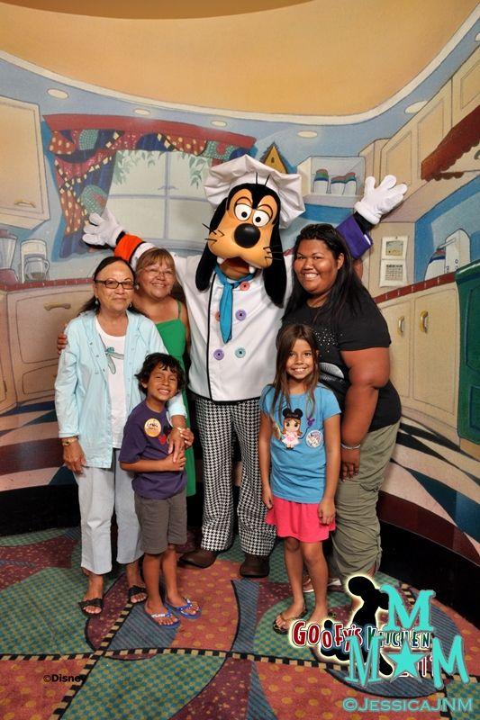 46 best Goofys Kitchen images on Pinterest  Goofys kitchen Disneyland hotel and Buffet